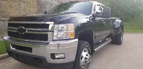 2011 Chevrolet Silverado 3500HD for sale at Music City Rides in Nashville TN