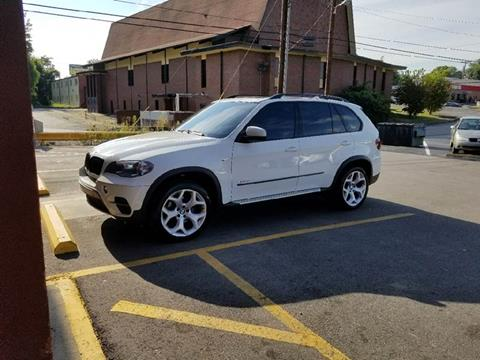 2012 BMW X5 for sale at Music City Rides in Nashville TN