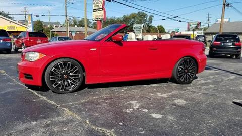 2008 BMW 1 Series for sale at Music City Rides in Nashville TN