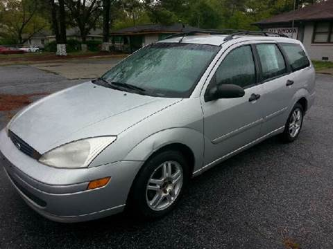 2001 Ford Focus for sale at WIGGLES AUTO SALES INC in Mableton GA