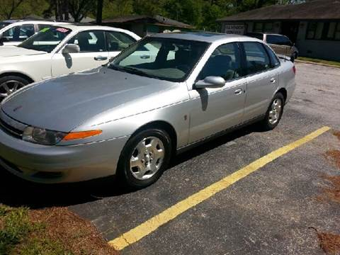 2001 Saturn L-Series for sale at WIGGLES AUTO SALES INC in Mableton GA