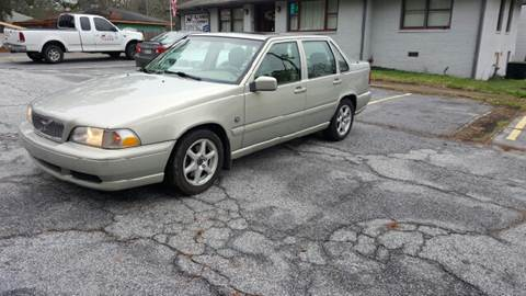 2000 Volvo S70 for sale at WIGGLES AUTO SALES INC in Mableton GA