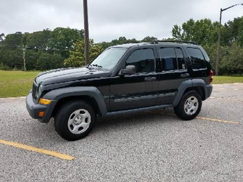 2007 Jeep Liberty for sale at WIGGLES AUTO SALES INC in Mableton GA