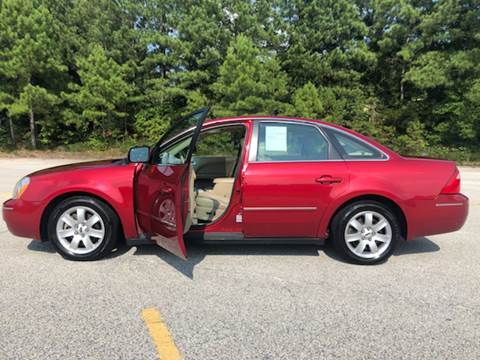 2006 Ford Five Hundred for sale at WIGGLES AUTO SALES INC in Mableton GA