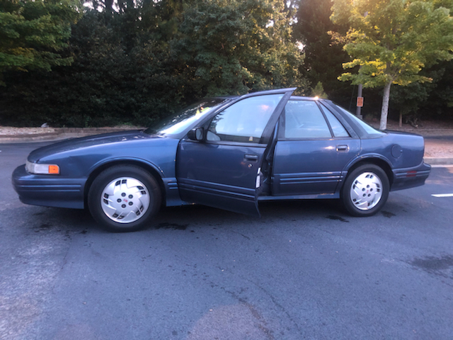 1997 oldsmobile cutlass supreme sl 4dr sedan in mableton ga wiggles auto sales inc 1997 oldsmobile cutlass supreme sl 4dr