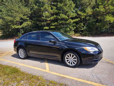 2013 Chrysler 200 for sale in Mableton, GA