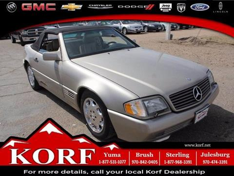 1991 Mercedes-Benz 300-Class for sale in Brush, CO