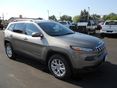 2017 Jeep Cherokee for sale in Brush, CO