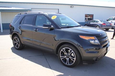 2015 Ford Explorer for sale in Brush, CO