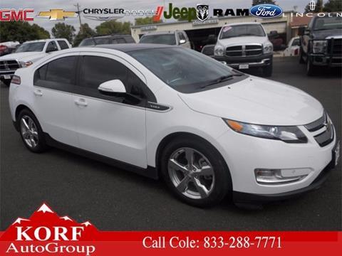 2012 Chevrolet Volt for sale in Brush, CO