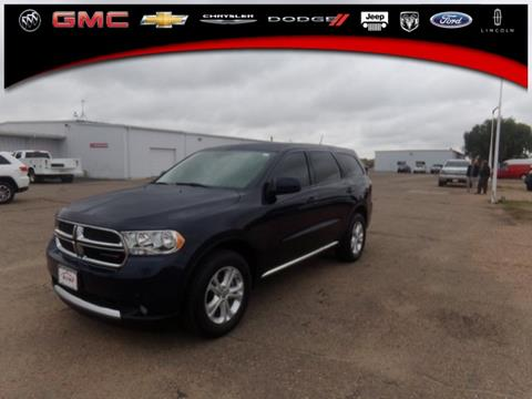 2013 Dodge Durango for sale in Brush, CO