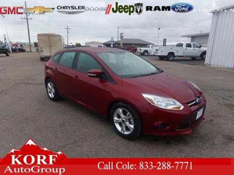 2014 Ford Focus for sale in Brush, CO