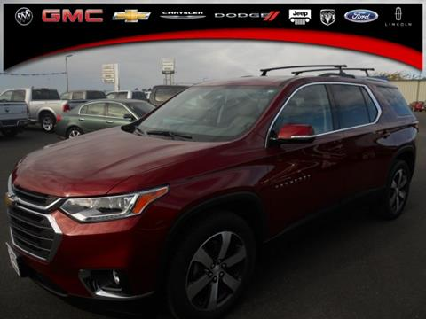 2018 Chevrolet Traverse for sale in Brush, CO