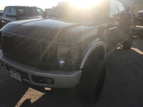 2008 Ford F-350 Super Duty for sale in Brush, CO