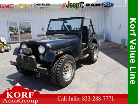 1982 Jeep CJ-5 for sale in Brush, CO