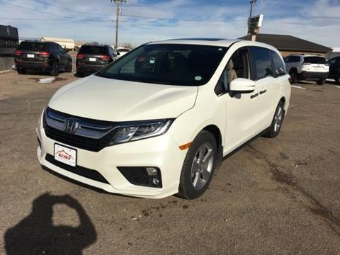 2018 Honda Odyssey for sale in Brush, CO