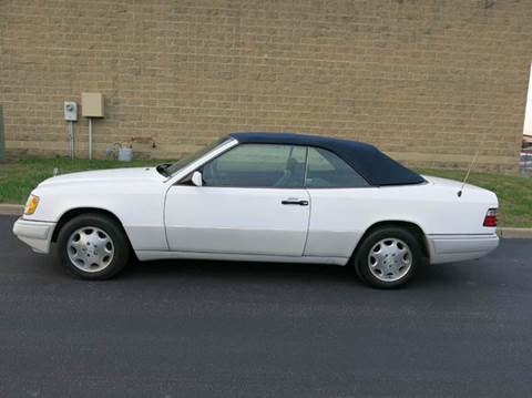 1995 Mercedes-Benz E-Class for sale at Buxton Motorsports Inc. in Evansville IN