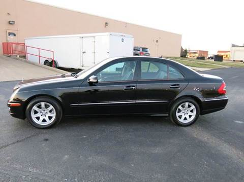 2009 Mercedes-Benz E-Class for sale at Buxton Motorsports Inc. - Evansville in Buxton Plaza IN