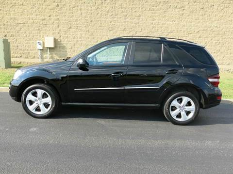 2009 Mercedes-Benz M-Class for sale at Buxton Motorsports Inc. - Evansville in Buxton Plaza IN