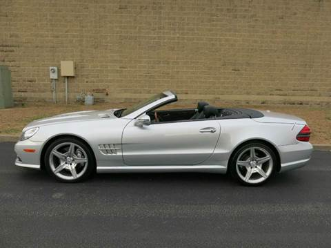 2009 Mercedes-Benz SL-Class for sale at Buxton Motorsports Inc. in Evansville IN