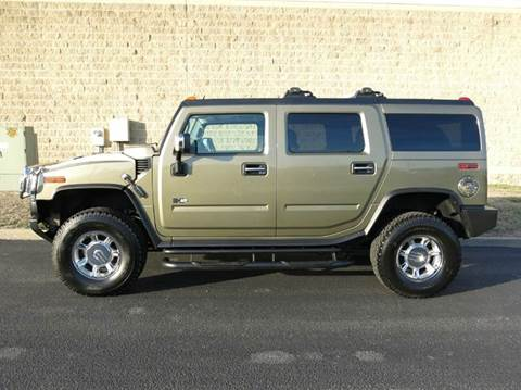 2005 HUMMER H2 for sale at Buxton Motorsports Inc. - Evansville in Buxton Plaza IN