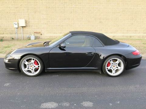 2007 Porsche 911 for sale at Buxton Motorsports Inc. - Evansville in Buxton Plaza IN