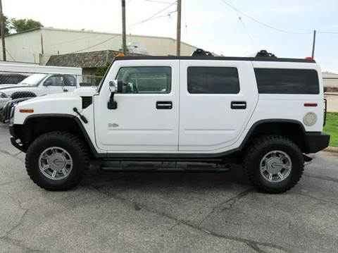 2003 HUMMER H2 for sale at Buxton Motorsports Inc. - Evansville in Buxton Plaza IN