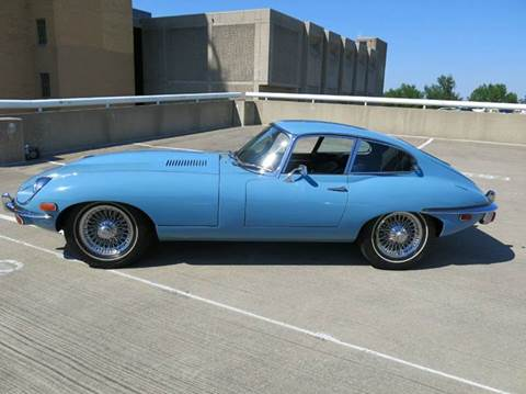 1969 Jaguar E-Type for sale at Buxton Motorsports Inc. - Evansville in Buxton Plaza IN