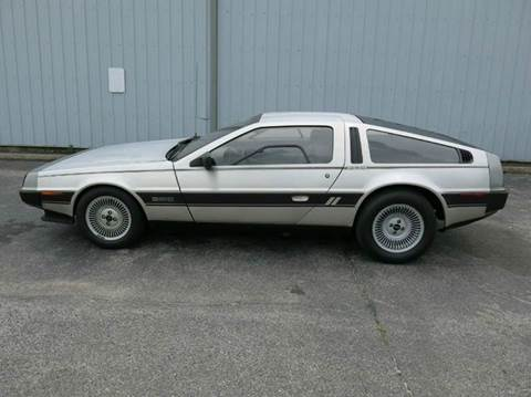 1981 DeLorean DMC-12 for sale at Buxton Motorsports Inc. - Evansville in Buxton Plaza IN