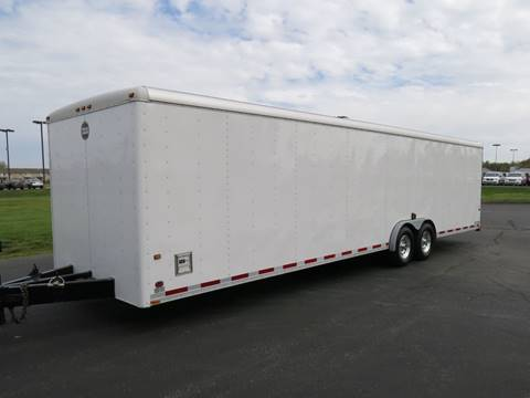 2000 Wells Cargo AW3234 35 foot enclosed for sale in Evansville, IN