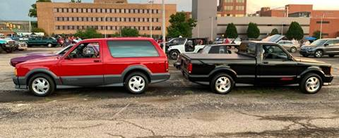 1992 GMC Typhoon for sale in Buxton Plaza, IN