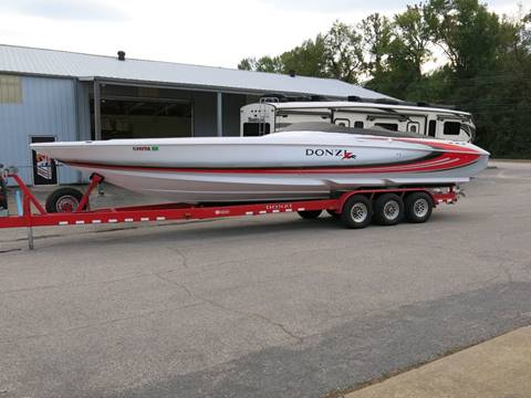 2007 Donzi 35ZR for sale in Evansville, IN