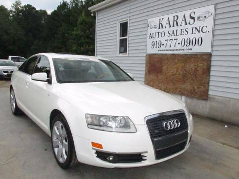 2006 Audi A6 for sale in Sanford, NC