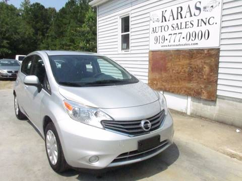 2014 Nissan Versa Note for sale in Sanford, NC