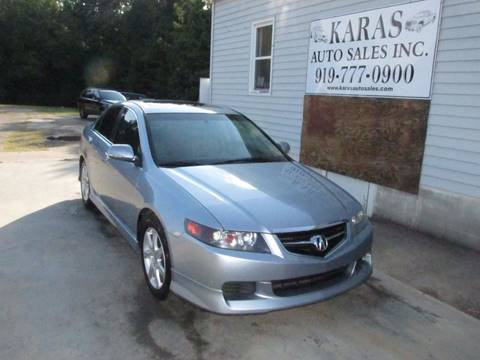 2005 Acura TSX for sale in Sanford, NC