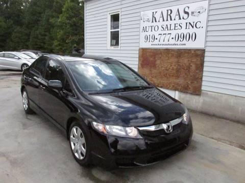 2010 Honda Civic for sale in Sanford, NC