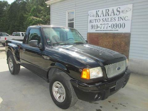 2003 Ford Ranger for sale in Sanford, NC