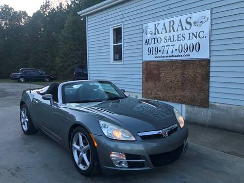 2007 Saturn SKY for sale in Sanford, NC