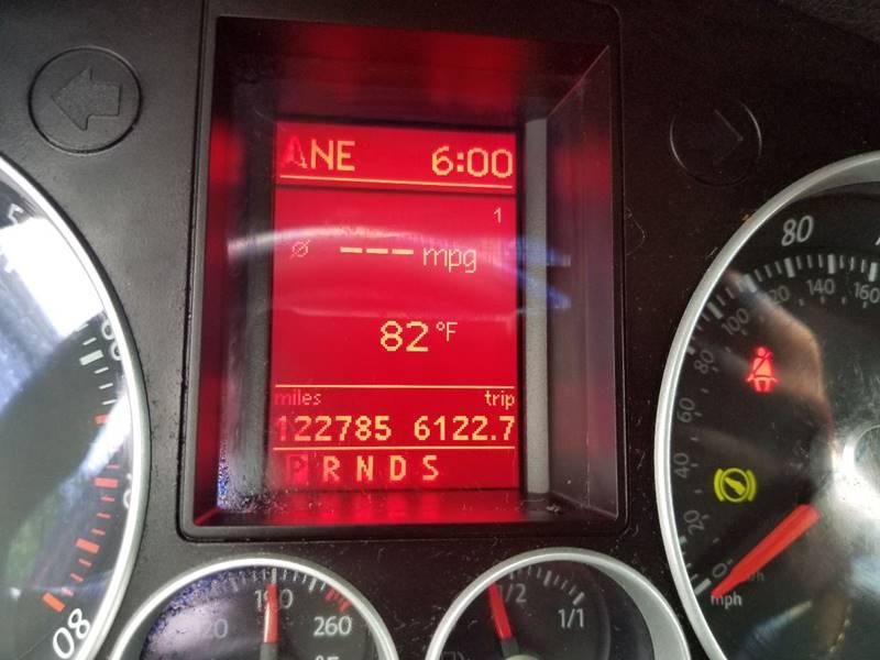 2008 Volkswagen Gti 4dr Hatchback 6A In Sanford NC - Karas