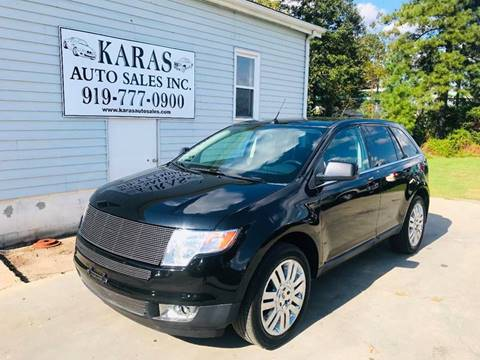 Ford Edge For Sale At Karas Auto Sales Inc In Sanford Nc