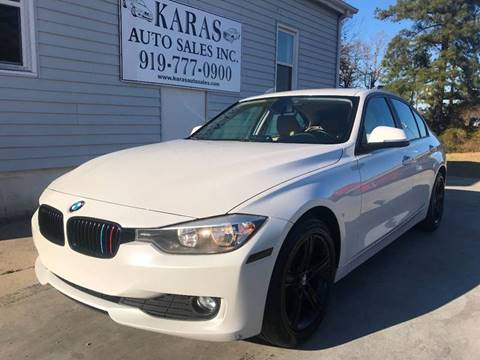 2015 BMW 3 Series for sale in Sanford, NC