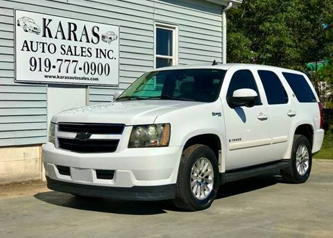 2008 Chevrolet Tahoe for sale in Sanford, NC