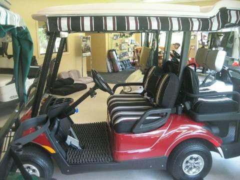 2008 Yamaha Drive (4 passenger)