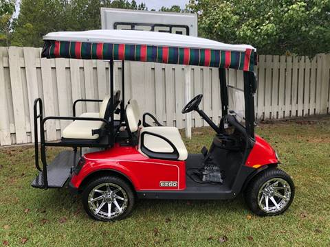 E Z Go Golf Carts Tires For Sale Ridgeland Low Country Golf Cars