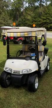 2013 E-Z-GO RXV for sale in Ridgeland, SC