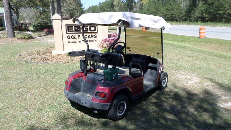 2000 E-Z-GO TXT  - Ridgeland SC