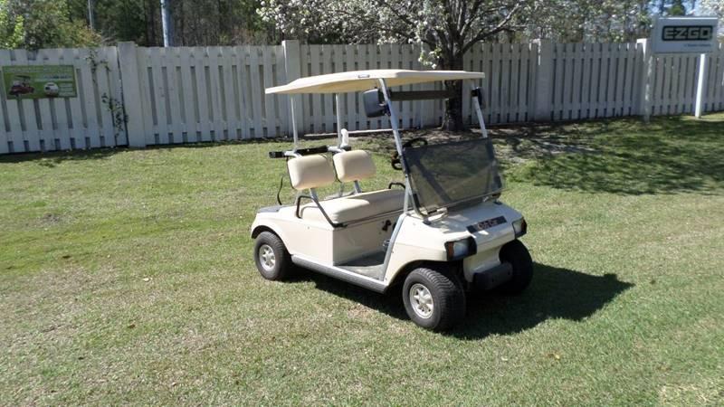 1996 Club Car DS  - Ridgeland SC
