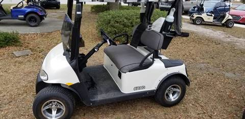 2011 E-Z-GO RXV for sale in Ridgeland, SC