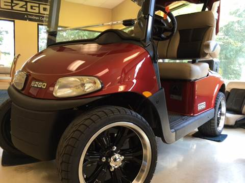 2016 E-Z-GO RXV for sale in Ridgeland, SC