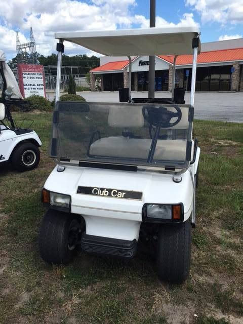 1993 club car ds 36 volt in ridgeland sc low country golf cars rh lowcountrygolfcars net Owner's Manual Owner's Manual